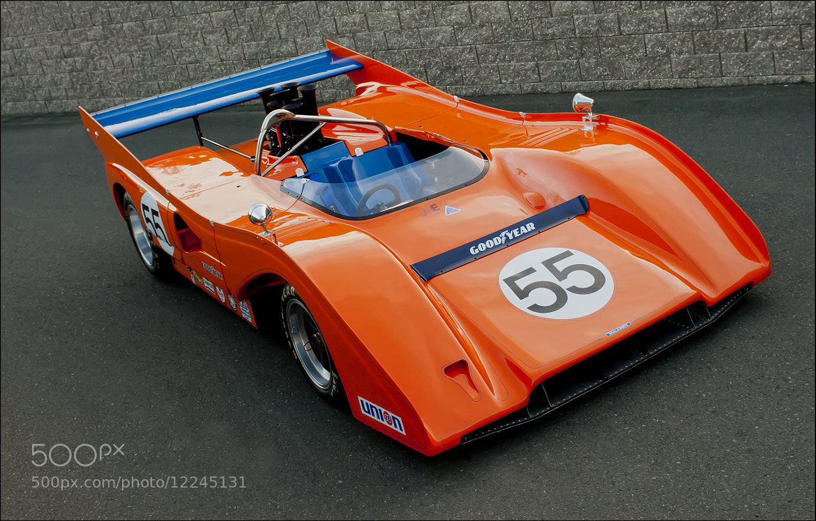 Photograph Can-am race car by Richard  Small on 500px