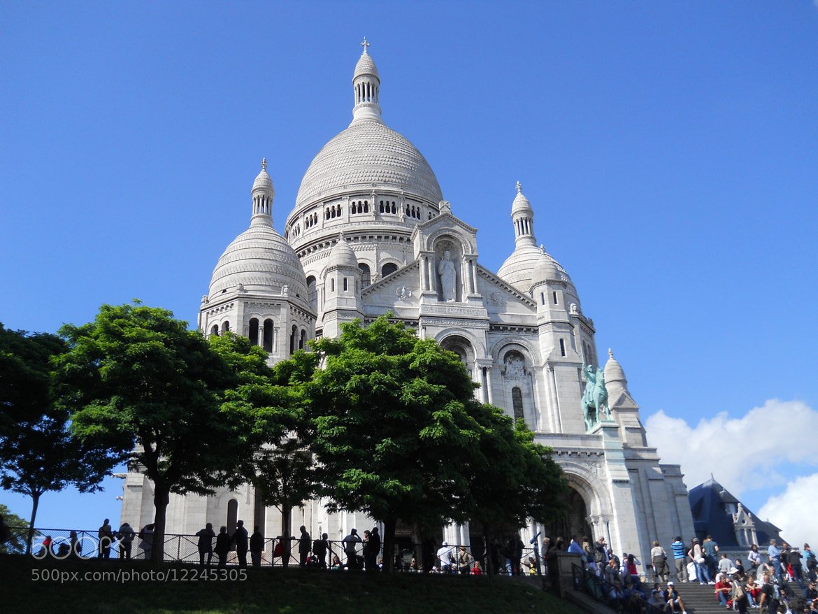 Photograph Basilica of the Sacré Cœur by Darcel Choy on 500px