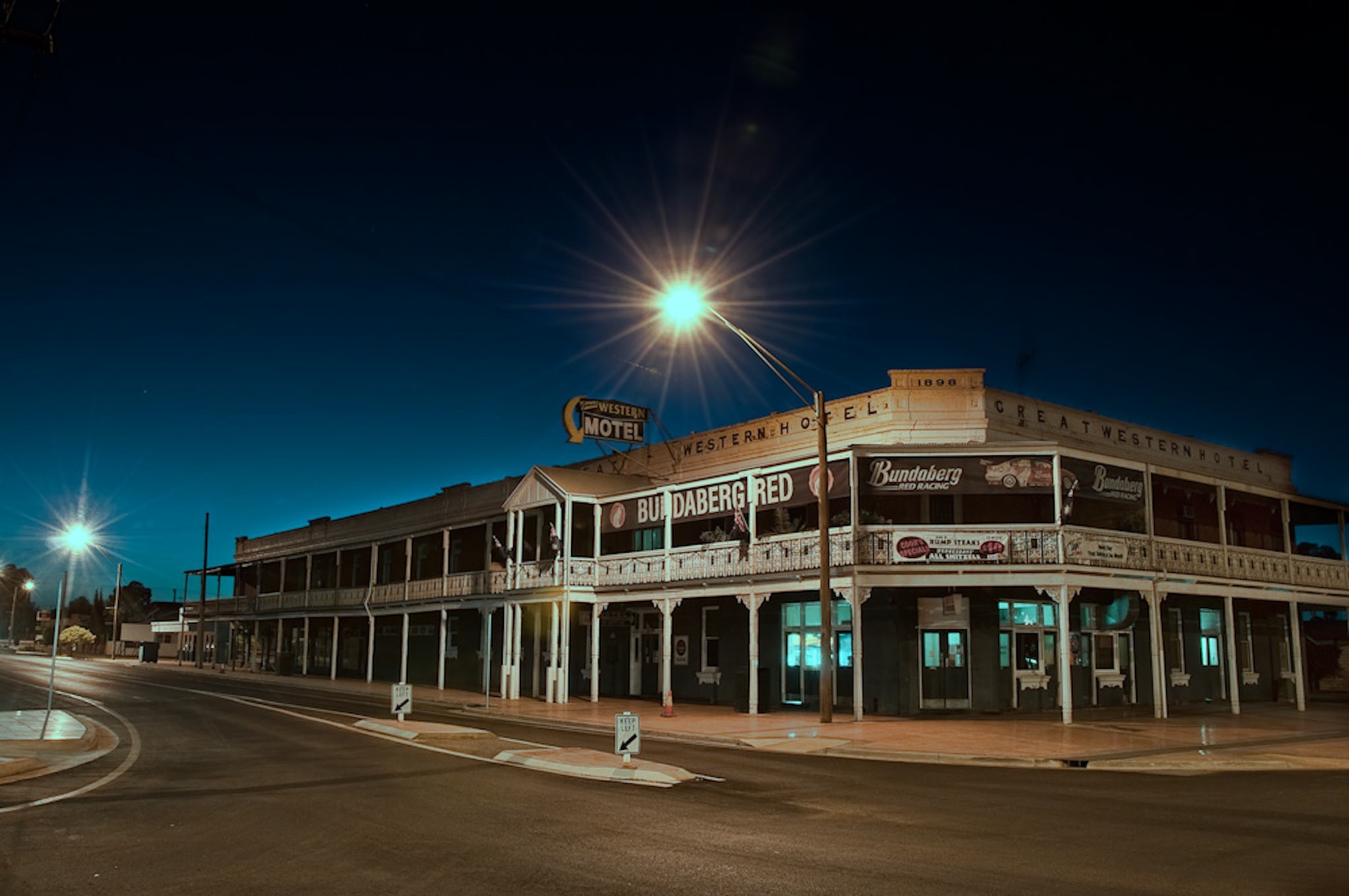 Photograph Cobar by Mike Cohen on 500px