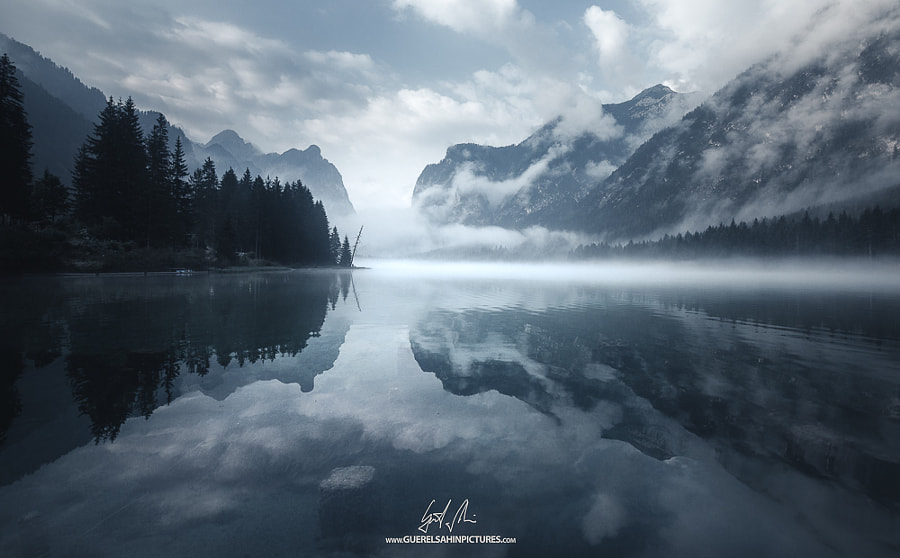Morning Mist by guerel sahin on 500px.com