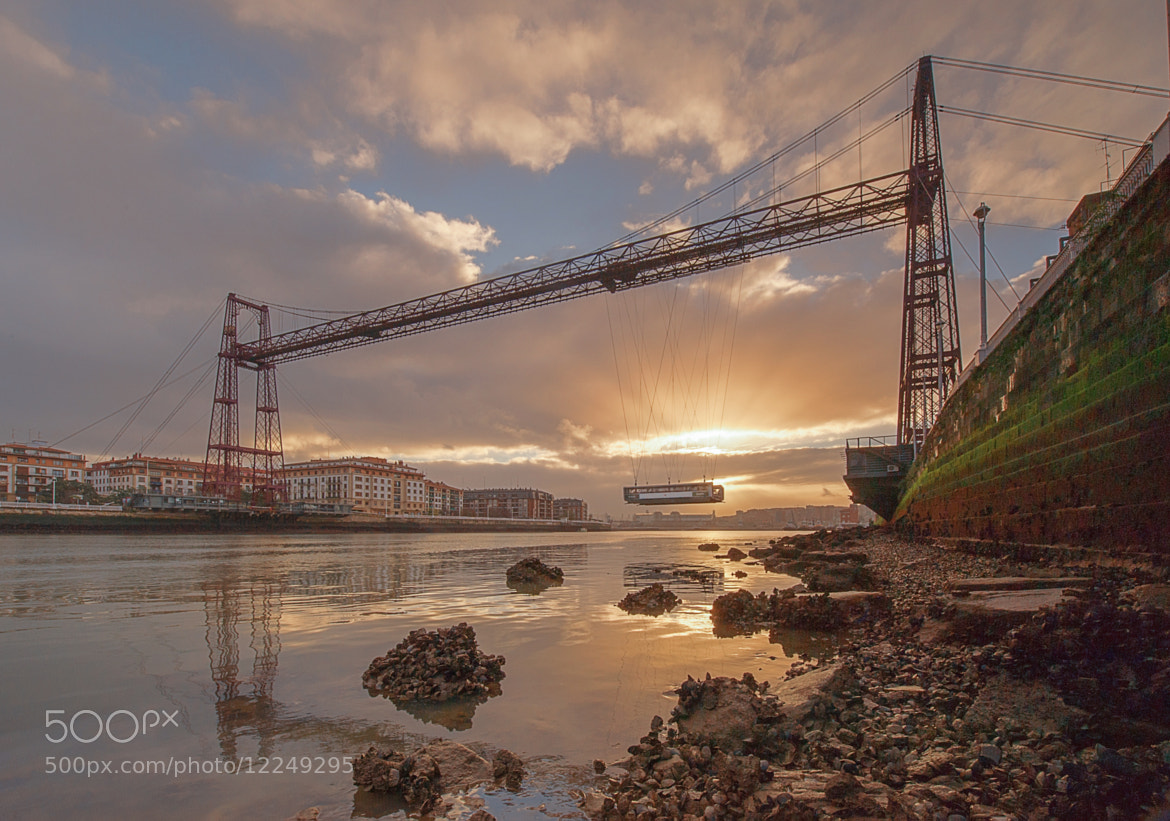 Photograph PUENTE COLGANTE by WilsonAxpe /  Scott Wilson on 500px