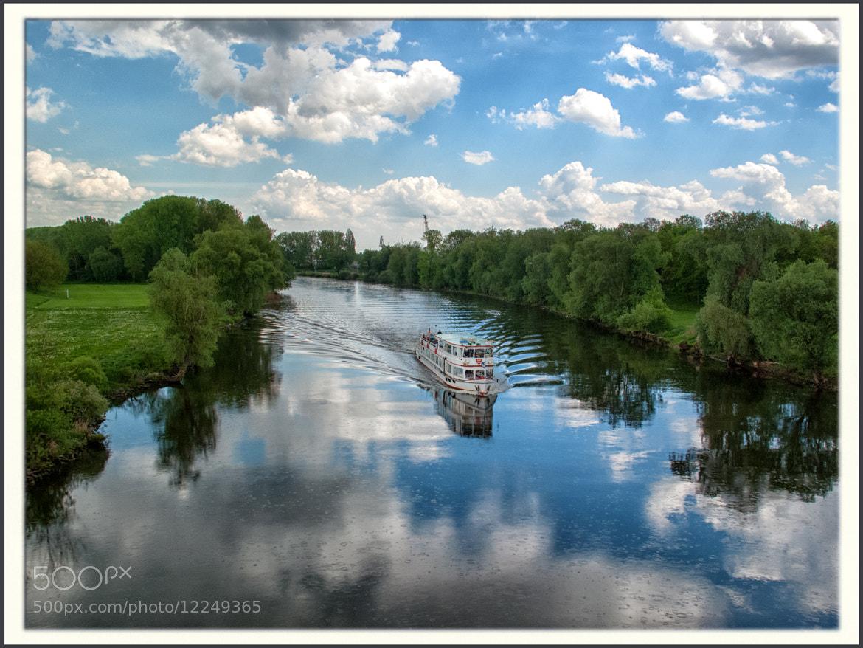 Photograph Wolkenschifffahrt / Clouds Navigation by Georg Tueller on 500px