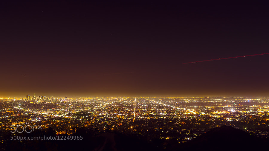 Photograph View from Griffith Observatory, Los Angeles by Magnus Larsson on 500px