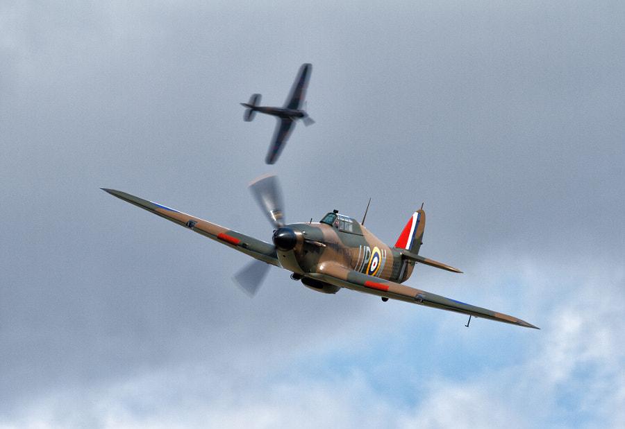 Hawker Hurricane @ Duxford