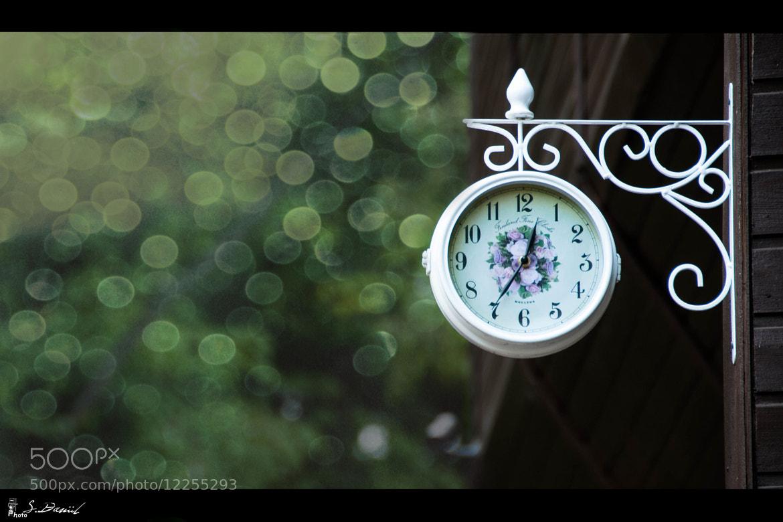 Photograph Time by Daniil Skornaykov on 500px