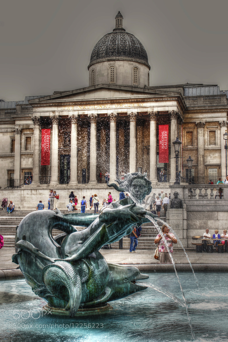 Photograph Trafalgar Square by Francisco Mula on 500px