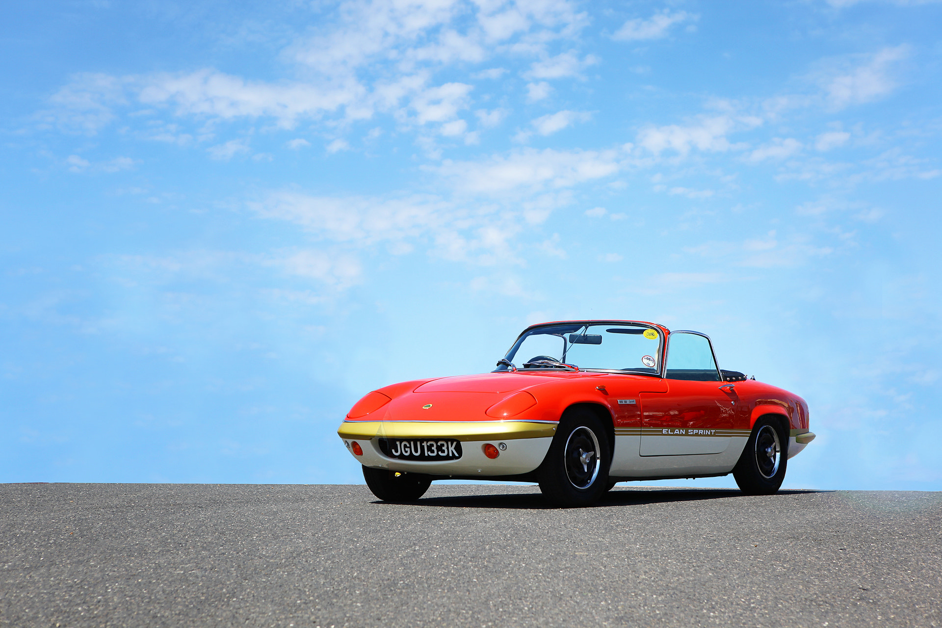 Photograph 50 years of he Lotus Elan by Martyn Lewis on 500px