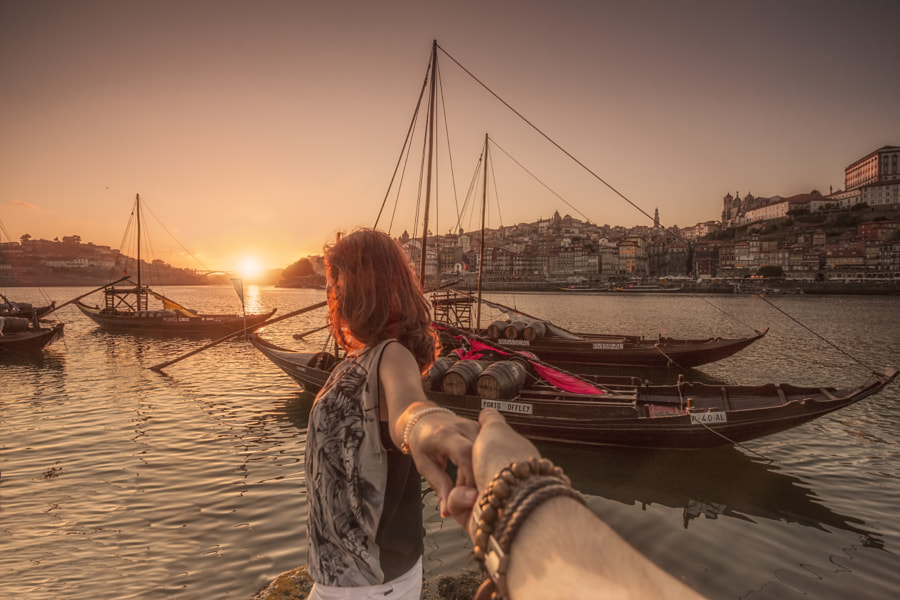 Chasing the Sun by Pedro Quintela on 500px.com
