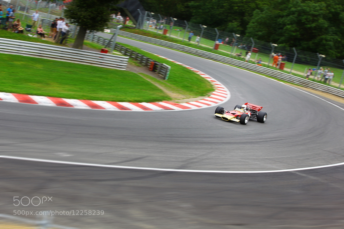 Photograph Lotus Type 49 by Martyn Lewis on 500px