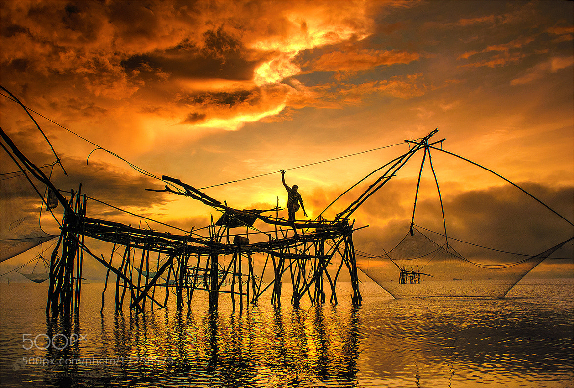 Photograph Fisherman of life by Jakkaphan Hirunviriya on 500px