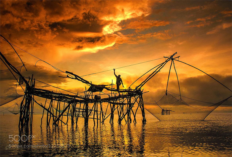 Photograph Fisherman of life by Jakkaphan Hirunviriya on 500px