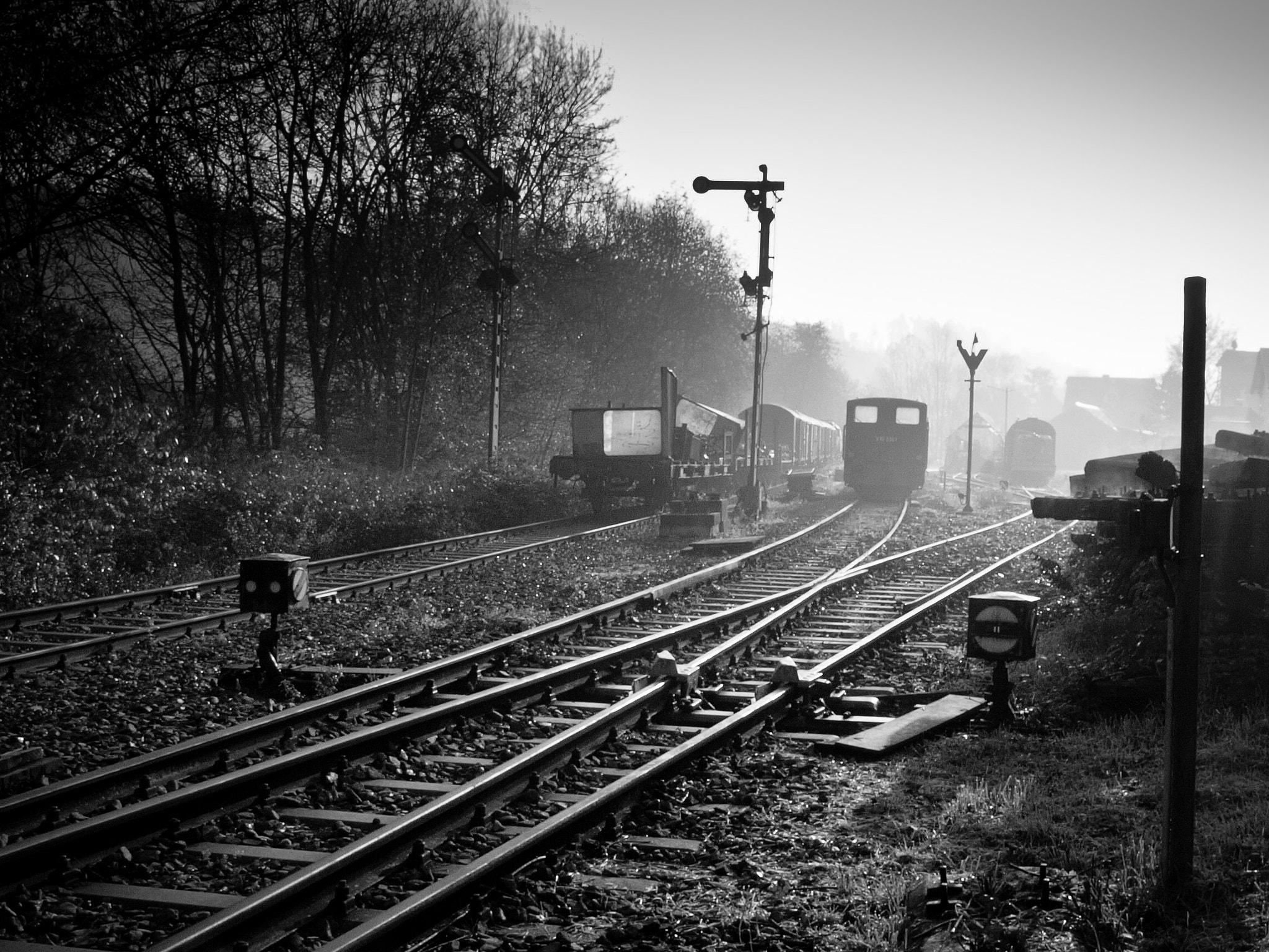 Photograph Lost Railroad by Michael Stock on 500px
