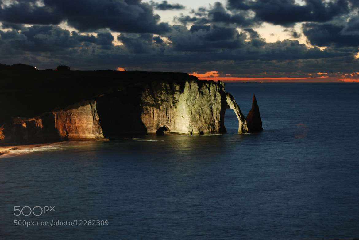 Photograph Etretat.   by Ann Vdb on 500px