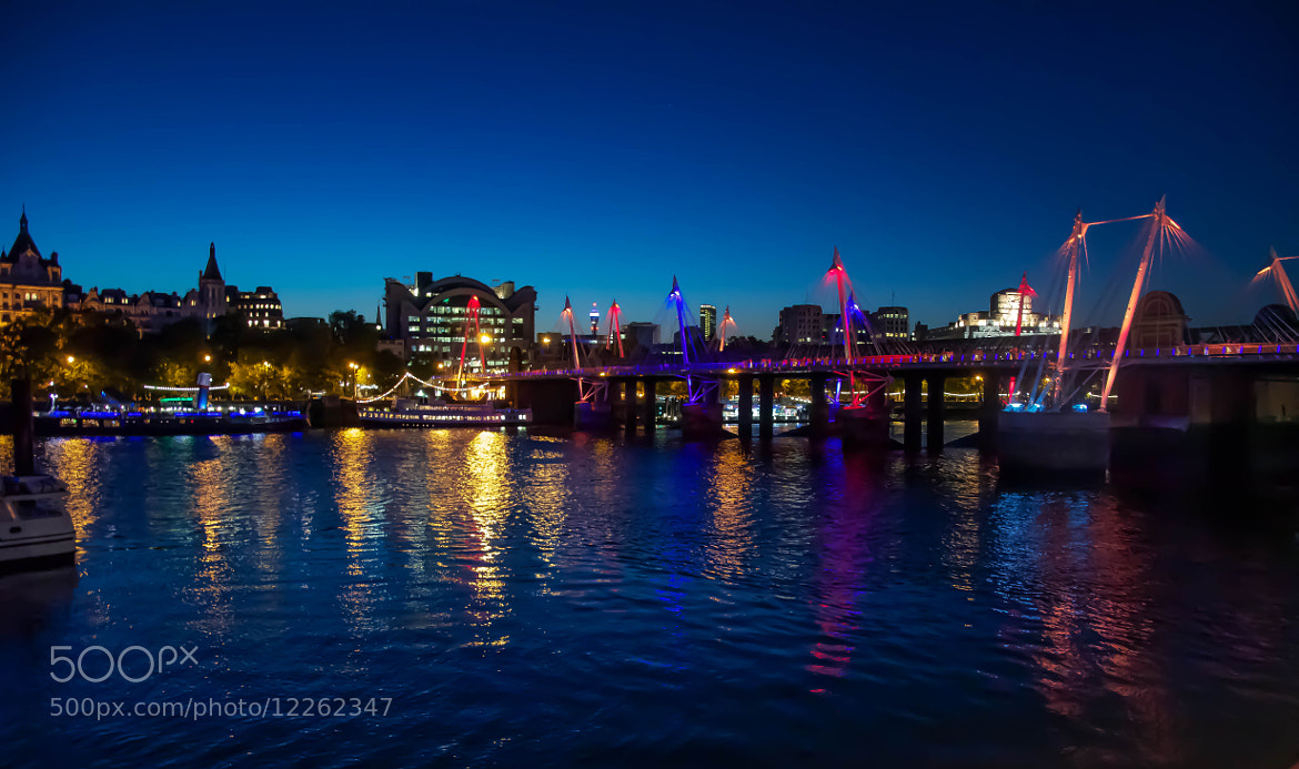 Photograph View from the South Bank by julian john on 500px