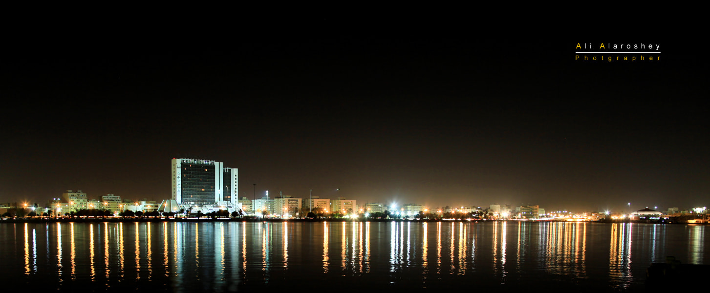 Photograph Benghazi lac Libya by Ali Alaroshey on 500px