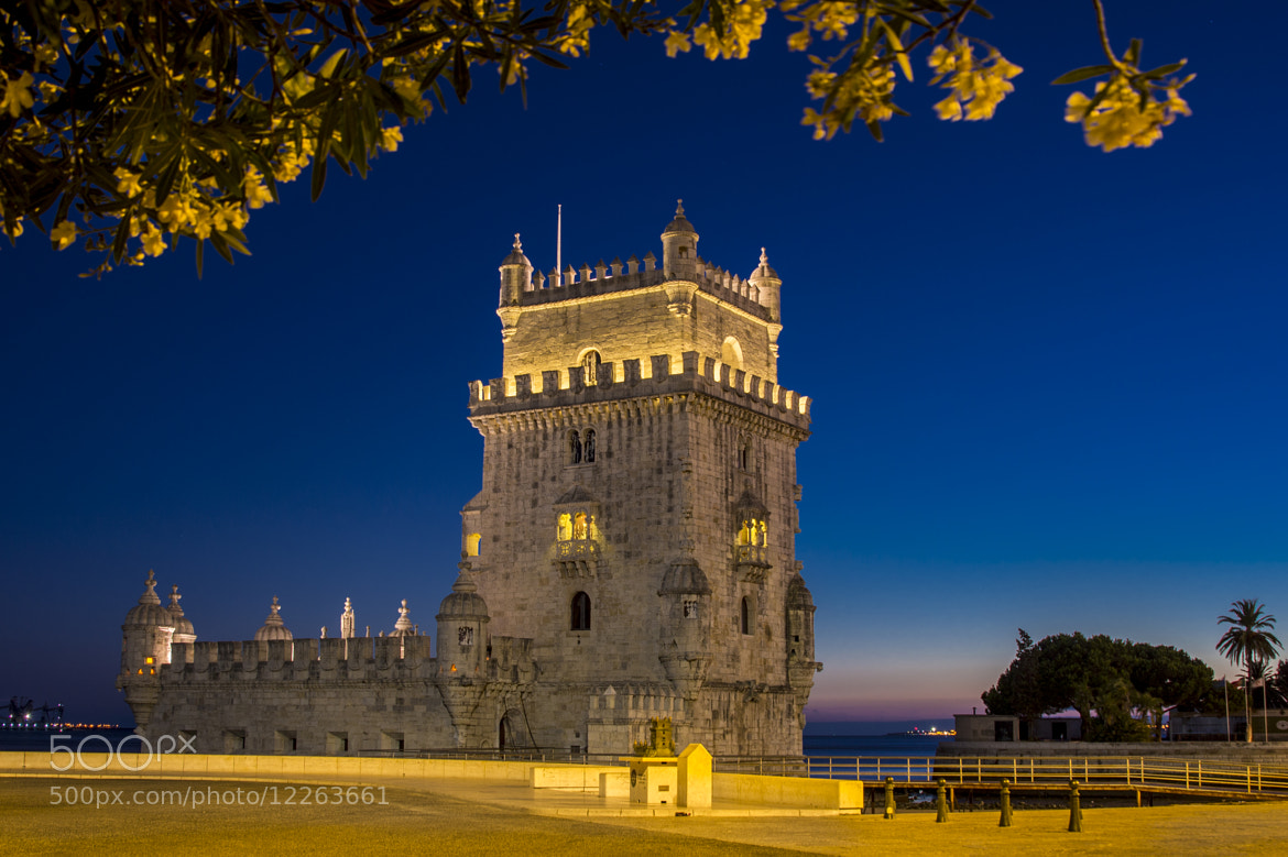 Photograph Tower of Belem by Paulo Mendonça on 500px