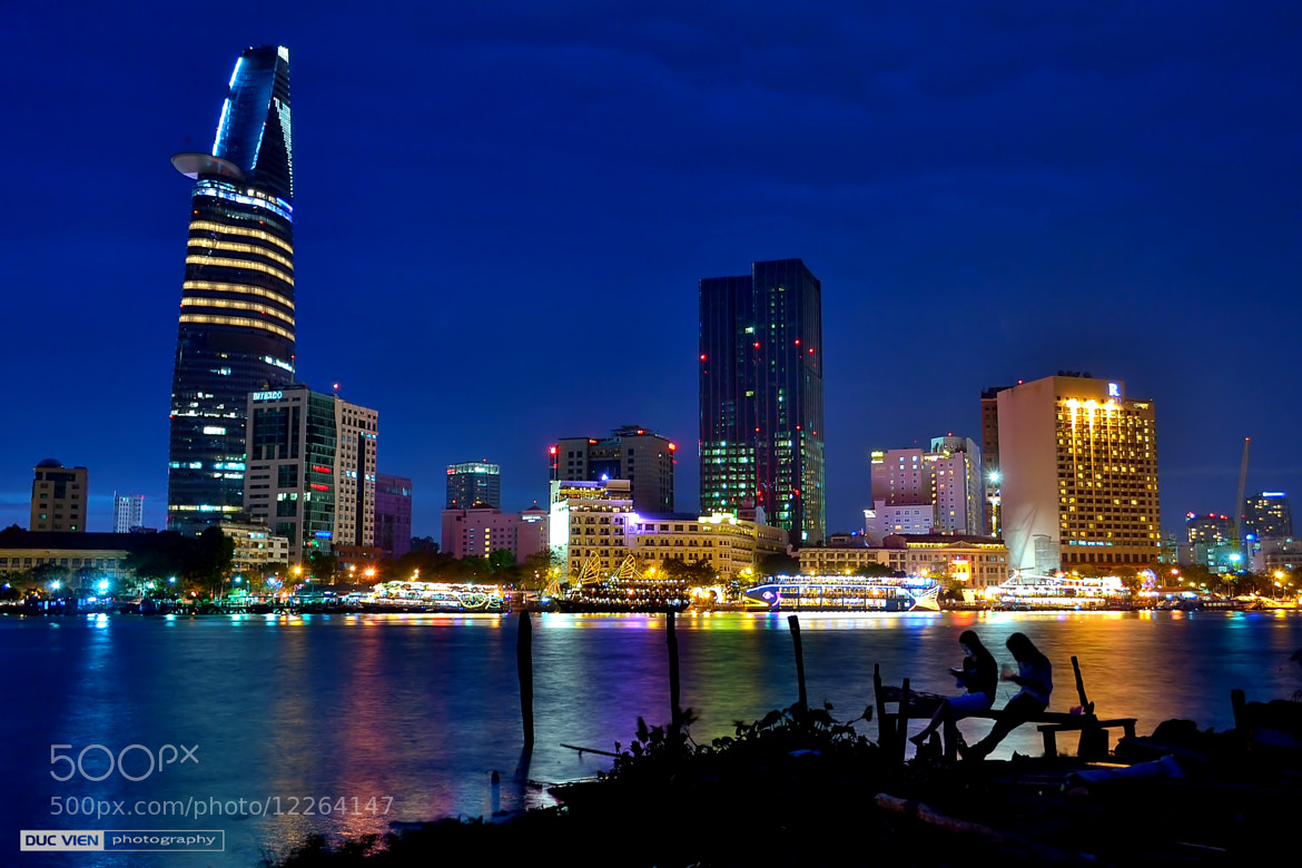 Photograph Bachdang port by Duc Vien on 500px