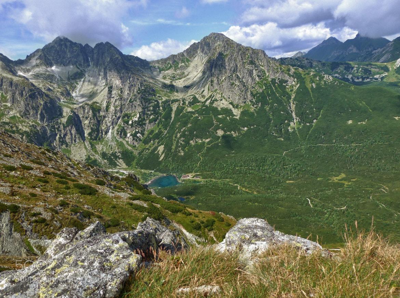 Photograph mountain valey by Dominik Astrodi on 500px