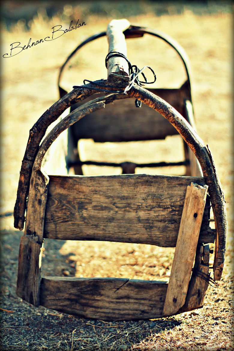 Photograph Centenarian Crib by Behnan Balaban on 500px