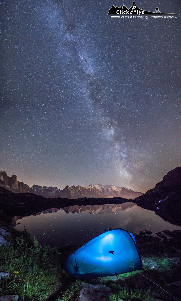 Photograph Good night trekker! by Roberto Sysa Moiola on 500px