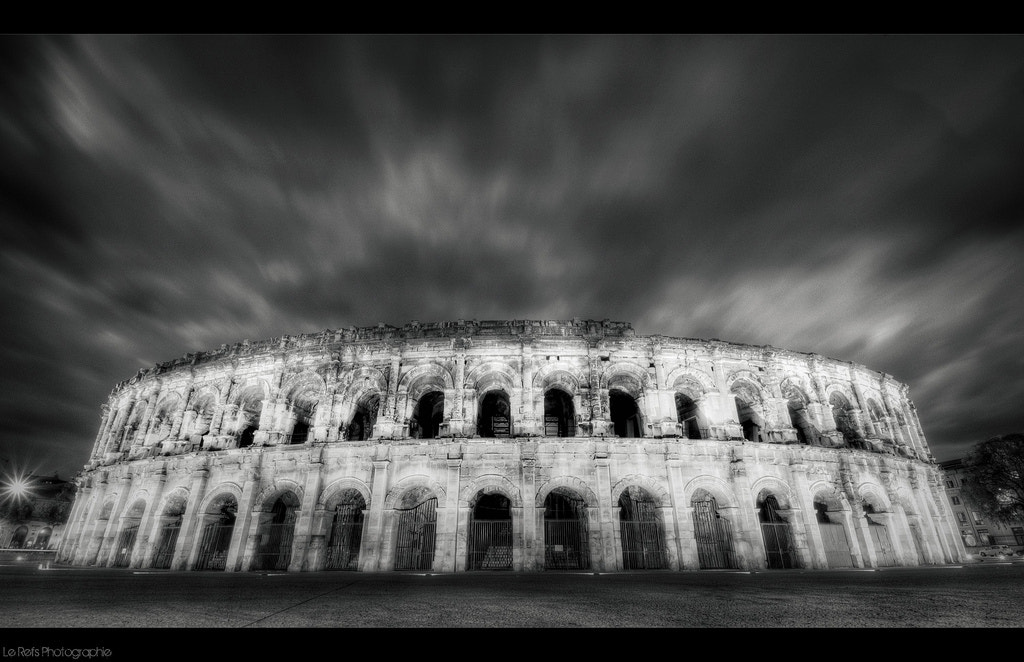 Photograph Arènes de Nimes by Le Refs on 500px