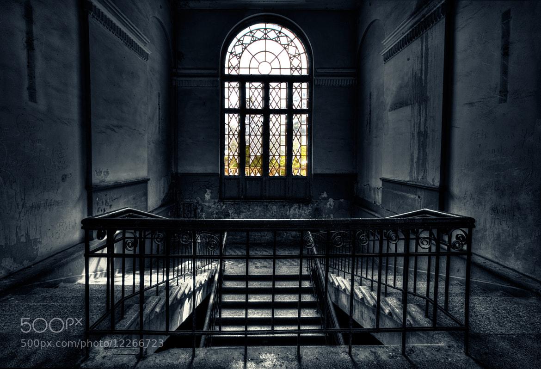 Photograph Hope waits outside the window by Roland Shainidze on 500px