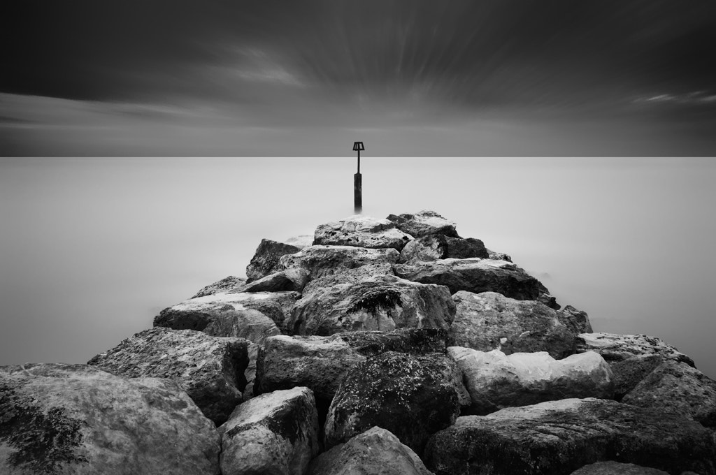 Photograph Solent's Groyne by David Mar Quinto on 500px