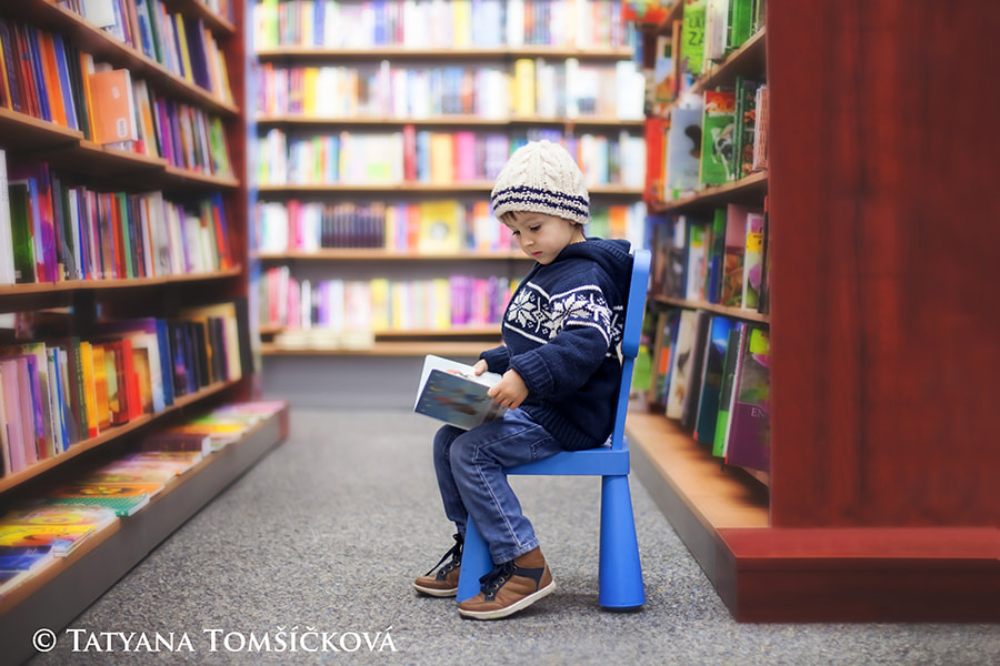 The little reader de Tatyana Tomsickova en 500px.com