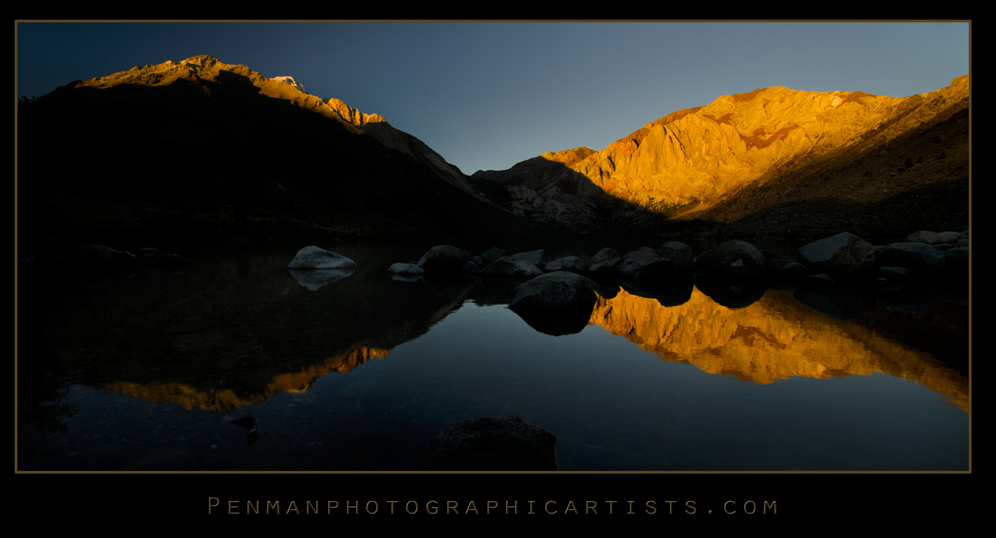 Photograph Convict Lake by Dustin Penman on 500px