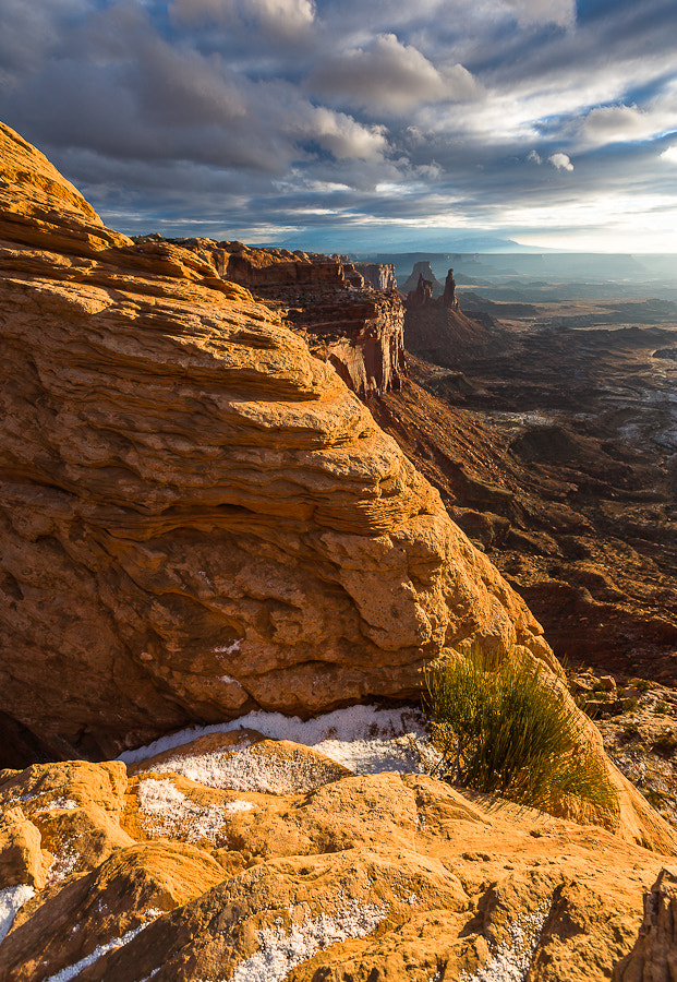"""<a href=""""http://www.hanskrusephotography.com/Landscapes/Utah/13591576_hBrngr#!i=2040749826&k=xGBr86Z&lb=1&s=A"""">See a larger version here</a>  This photo was taken in Canyonlands National Park in Utah, USA."""