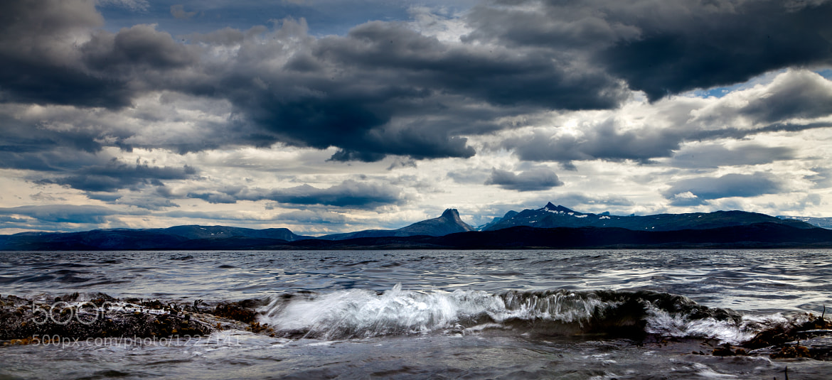 Photograph Brewing storm by Rune Nilsen on 500px