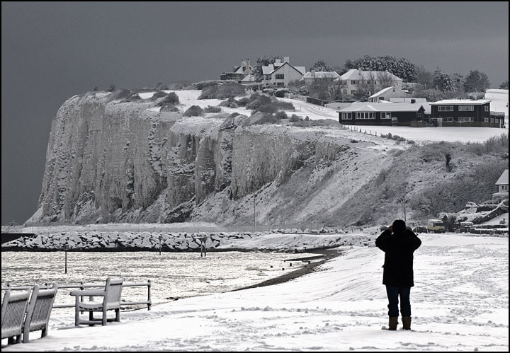Photograph THE WHITE CLIFFS OF DOVER by Tony Flashman on 500px