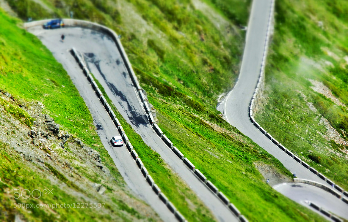 Photograph Switchback by Brian Hamilton on 500px