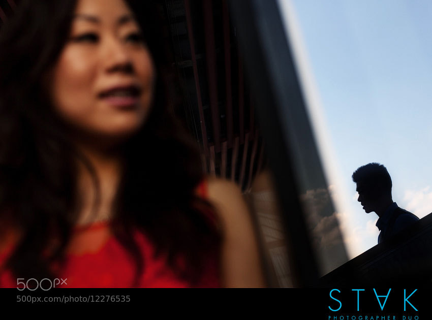 Photograph Man in Black by STAK Photography on 500px