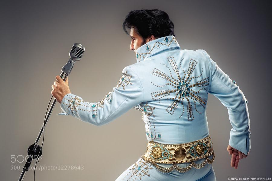 Photograph Elvis & Mic by Stefan Mueller on 500px