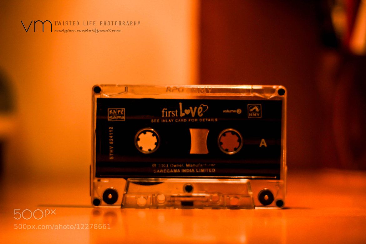 "Photograph ""When my cassette popped out"" by Va Sha Mahajan on 500px"