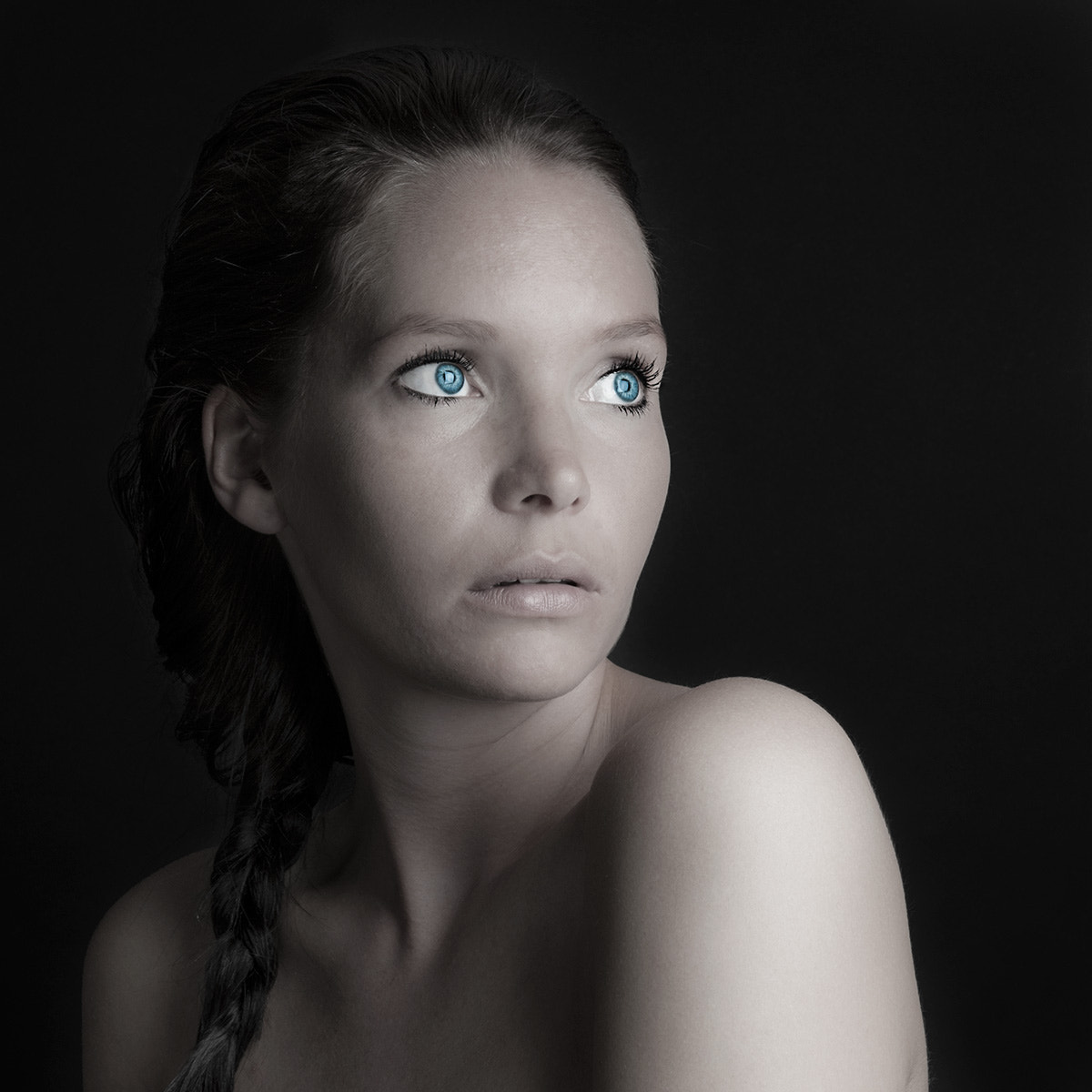 Photograph Merethe IV by Søren Udby on 500px