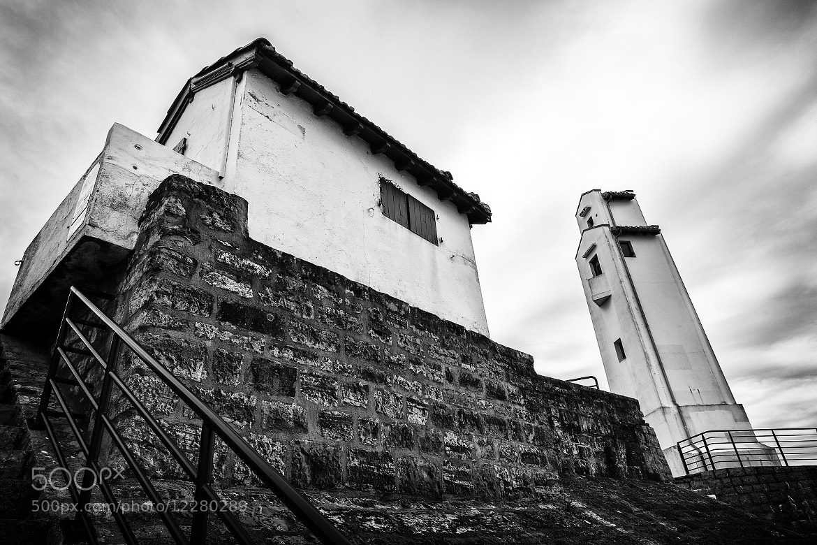Photograph Phare de St Jean de Luz by Marc Laroubine on 500px