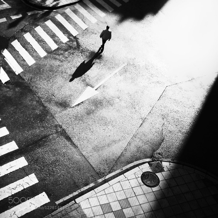 Photograph Out of shadows by Belén F.Vega on 500px