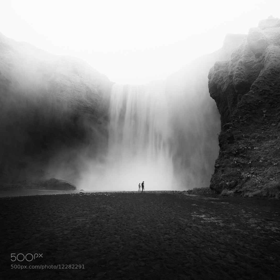 Photograph Skogafoss by Etienne Roudaut on 500px