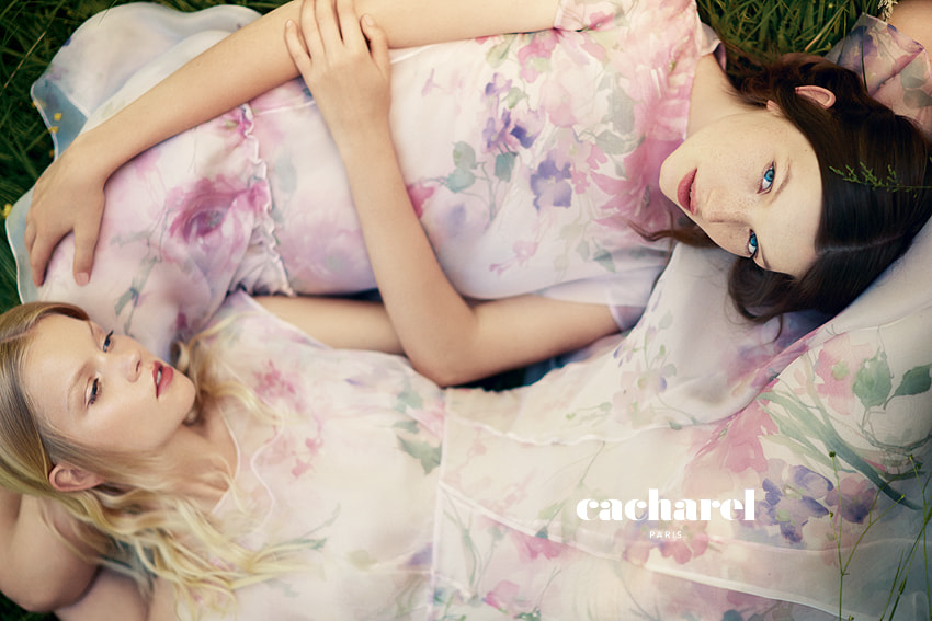 Cacharel Spring/Summer 2016 by Alexandra Sophie on 500px.com