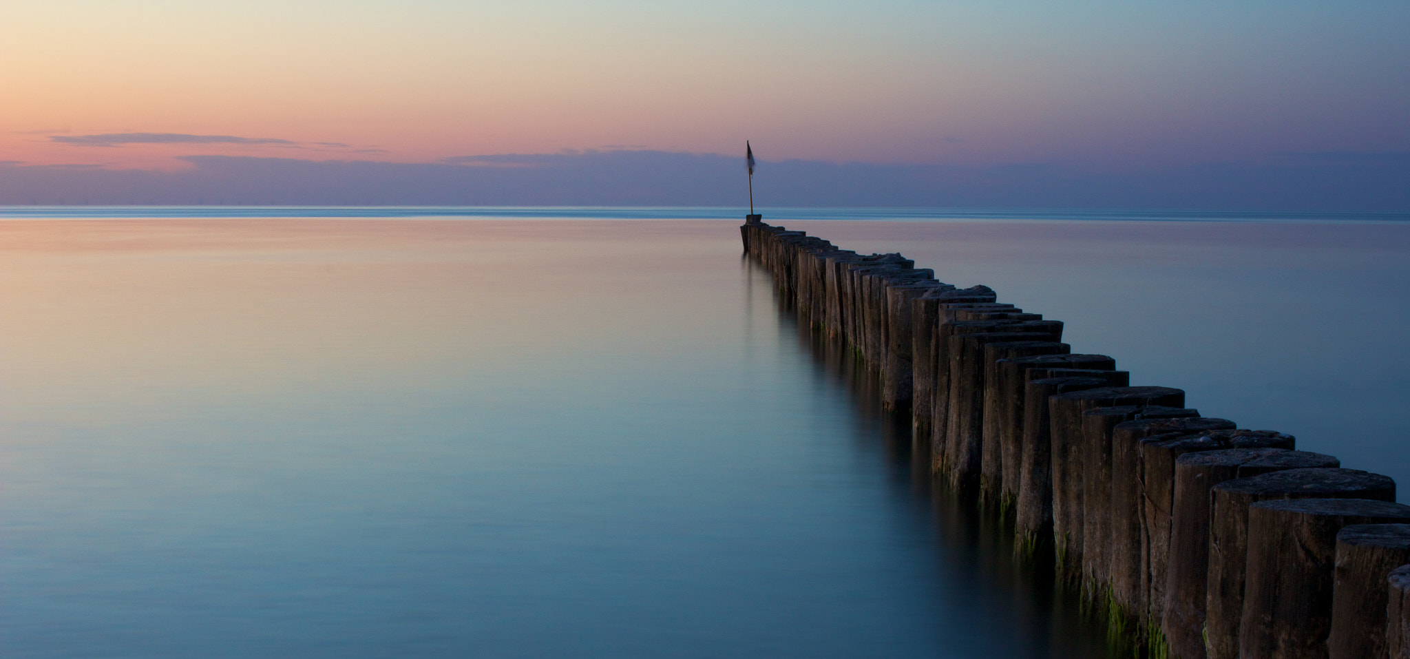 Photograph Buhne auf Zingst by Andreas Obermeier on 500px