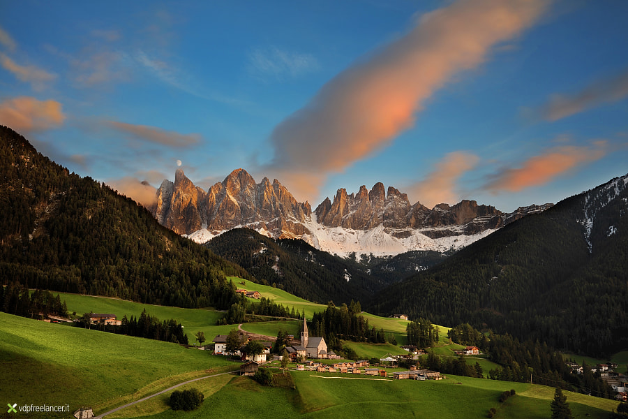 Photograph Santa Maddalena by Vittorio Delli Ponti on 500px
