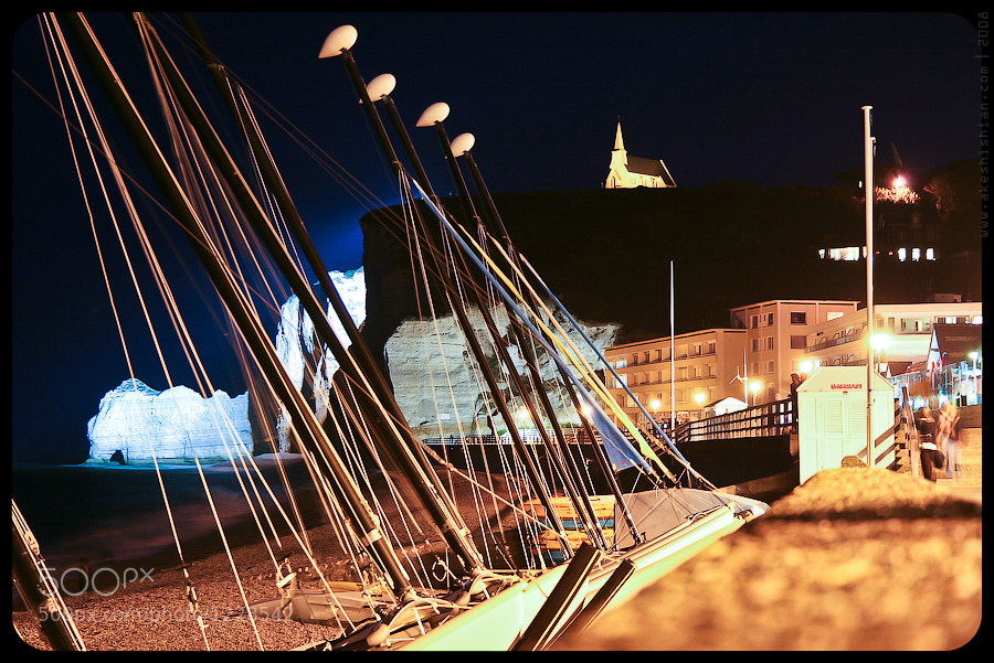 Photograph etretat by Alexander Keshishian on 500px