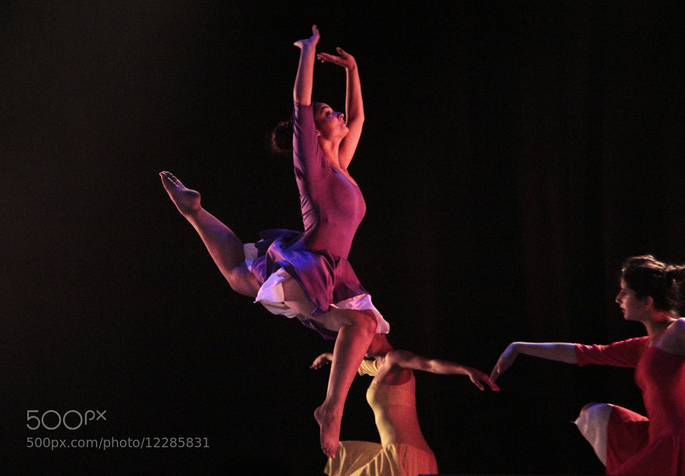 Photograph Dance 2 by Or Shamay on 500px