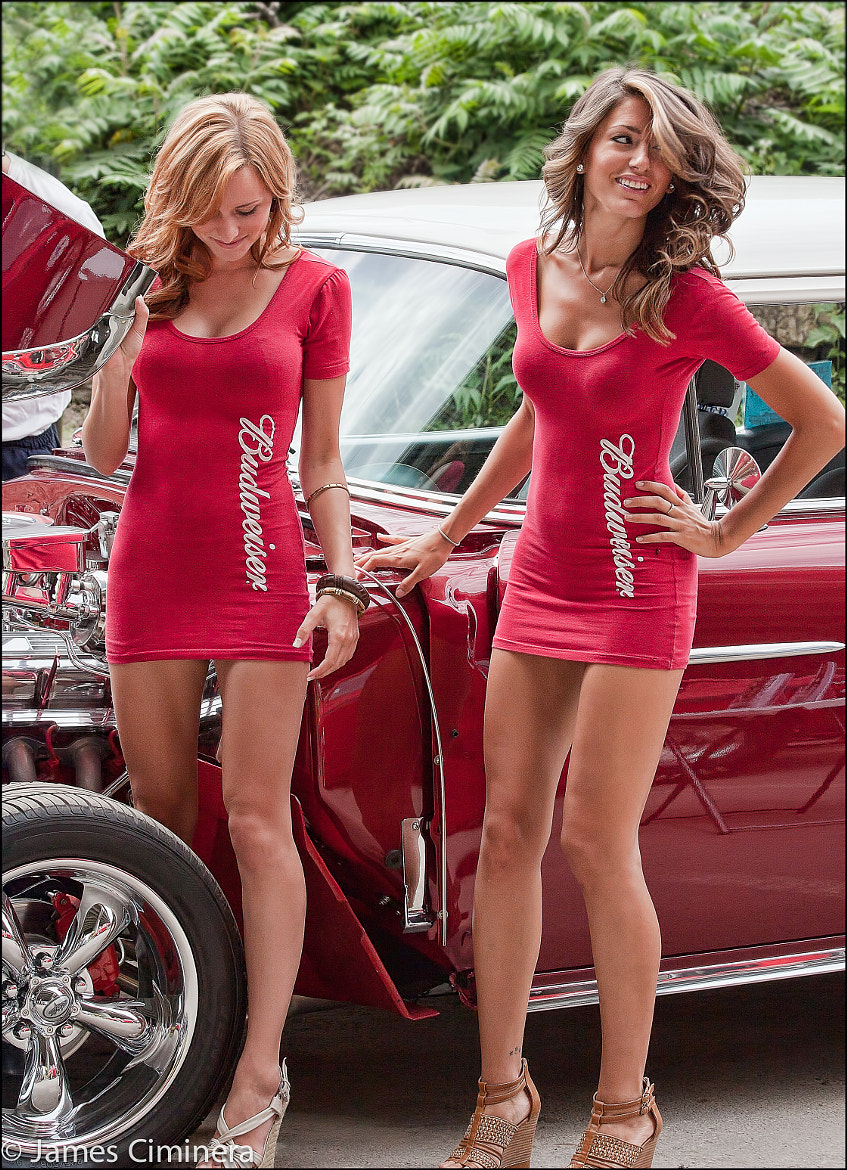 Photograph The Budweiser Girls by James Ciminera on 500px