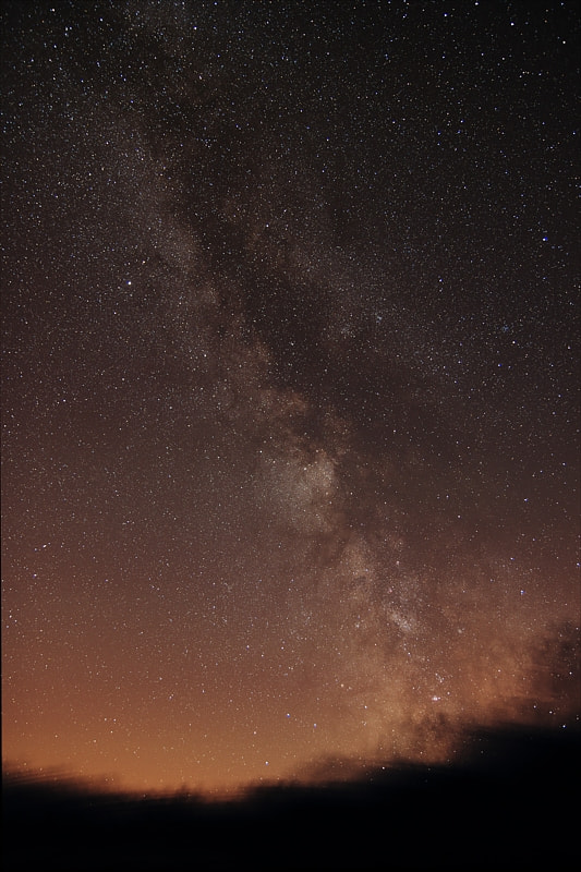 Photograph Milky Way by Martin Florian on 500px