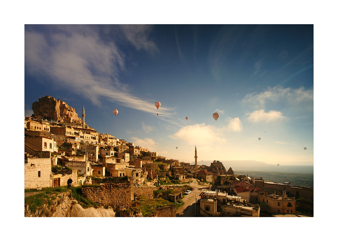 Photograph Cappadocia by Christian Ringer on 500px