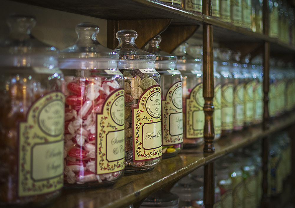 Photograph Sweet Shop by Andy Butler on 500px