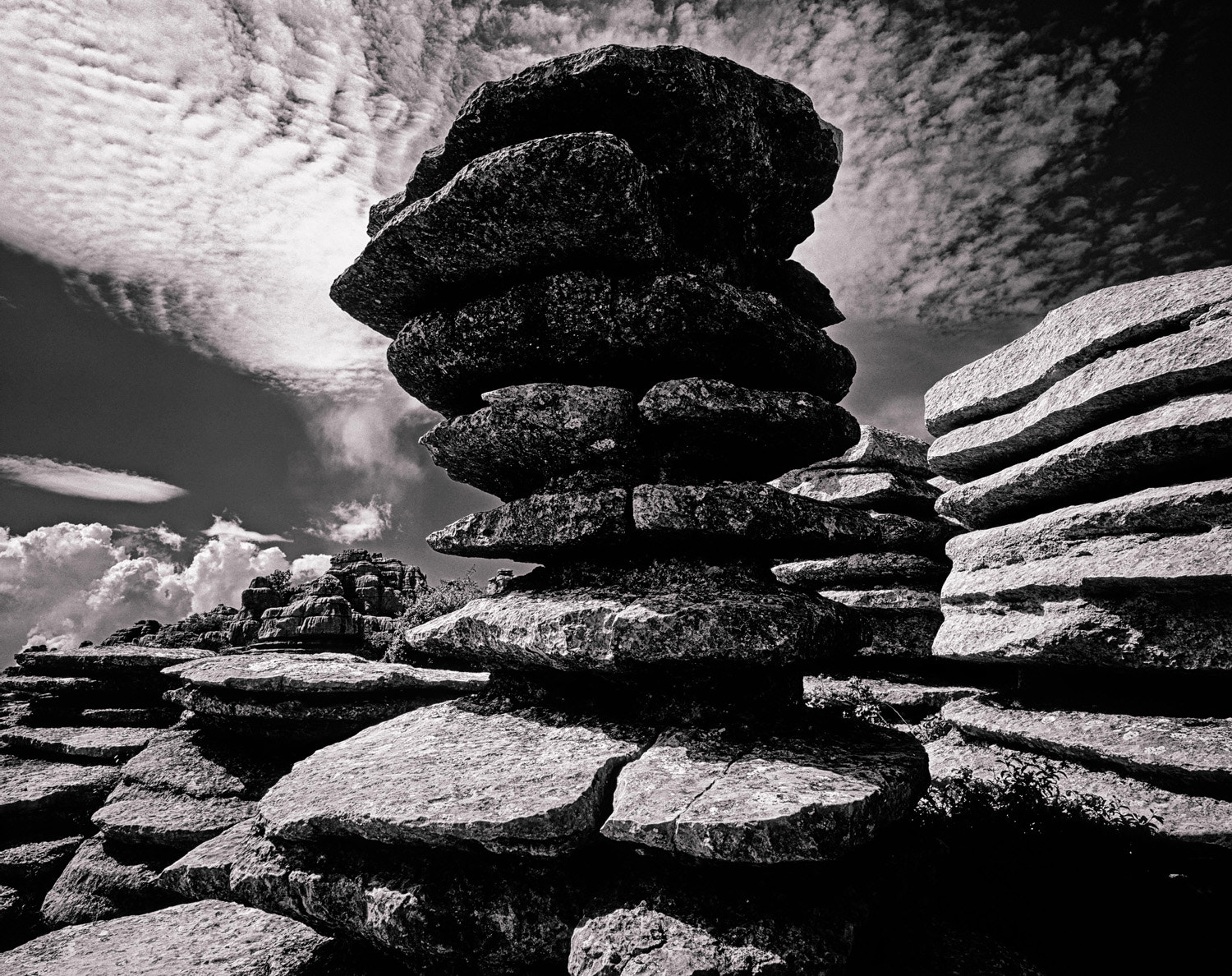 Photograph El Torcal national park near Antequera Andalucia Spain by Sean Burke on 500px